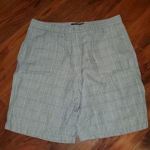 Tasso Elba Linen Shorts